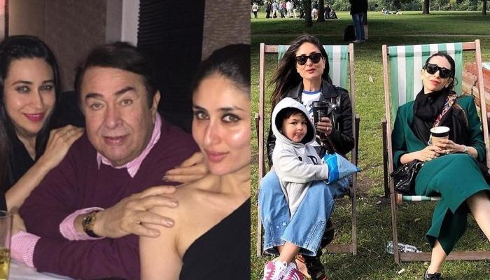 Randhir Kapoor Reveals Who Was A Better Student Between The Kapoor Sisters, Kareena And Karisma