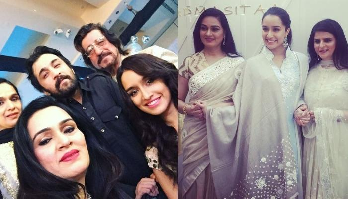 Shraddha Kapoor Is Spell Bound With 'Maasi', Padmini Kolhapure's Singing In 'The Kapil Sharma Show'