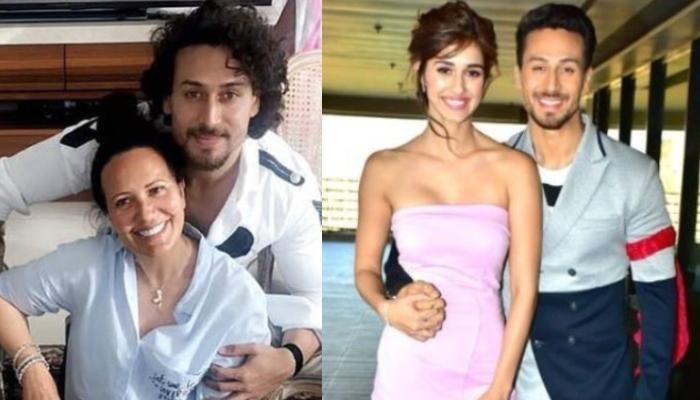 Ayesha Shroff Shares A Picture With Son, Tiger, His Alleged GF, Disha Patani's Comment Is Unmissable