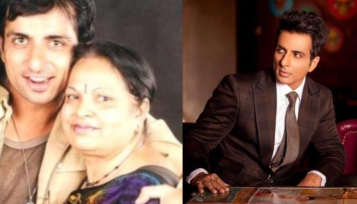 Sonu Sood Remembers His Late Mother On Her 13th Death Anniversary, Shares An Unseen Picture