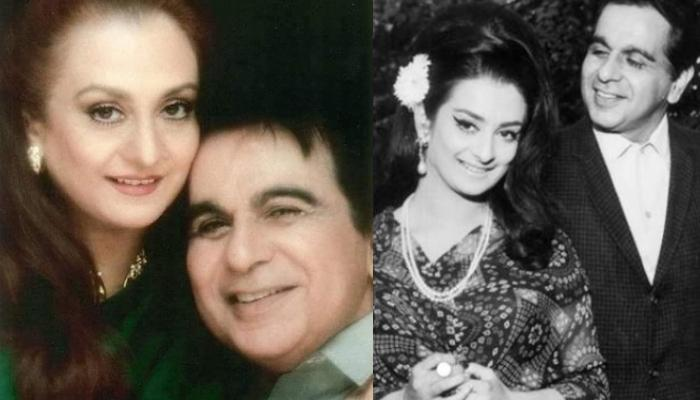Dilip Kumar Recalled How Time Stood Still When He Saw Saira Banu At A Party And Fell Madly In Love