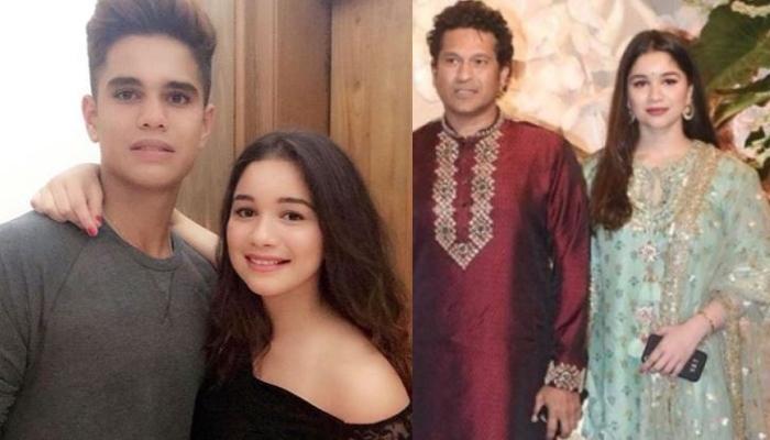 Arjun Tendulkar's Birthday Wish For Sara Tendulkar With Childhood Picture Exudes Brother-Sister Love