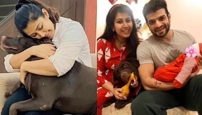 Ankita Bhargava Reveals How Their Pooch Reacted When Mehr Was Born, Shares A Throwback Picture