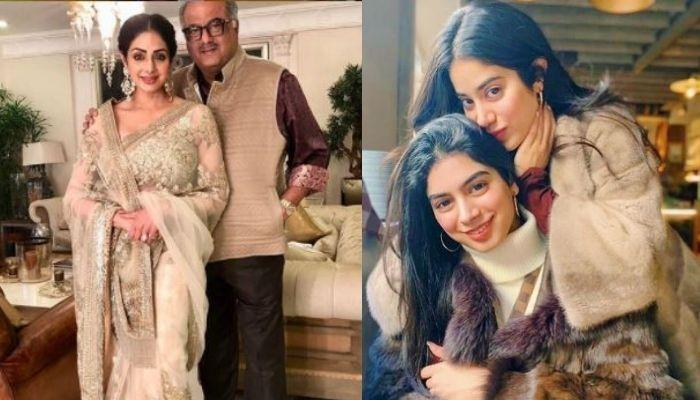 The '90s V/S 2000s' Picture Of Sridevi, Janhvi, Khushi And Boney Kapoor Makes Us Miss Them Together