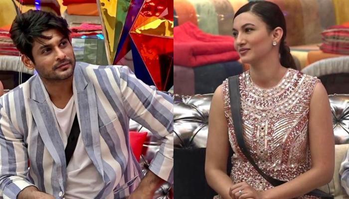 Bigg Boss 14: Sidharth Shukla Flirts With Gauahar Khan, Says, 'Aap Ye Karengi Toh Muje Pyar Hojaega'