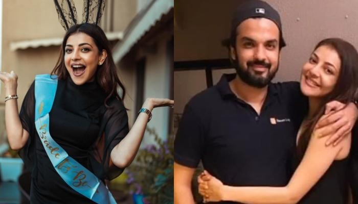 Kajal Aggarwal And Fiance, Gautam Kitchlu's 'Aesthetic' Unseen Picture From Pre-Wedding Celebration