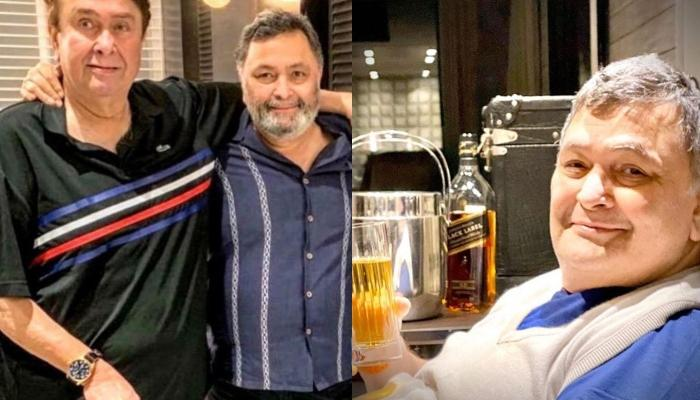Randhir Kapoor Misses 'Food And Booze' With Late Brother, Rishi Kapoor, Recalls Time Spent Together
