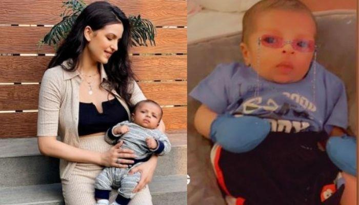 Mom, Natasa Stankovic Enjoys A Car Ride With Her Baby, Agastya Pandya, He Chooses To Do This