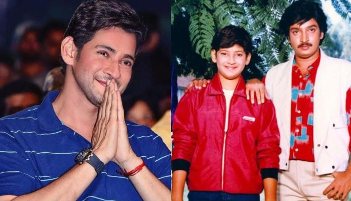 Mahesh Babu Wishes His Brother, Ramesh Babu On His Birthday, Shares Unseen Childhood Pictures