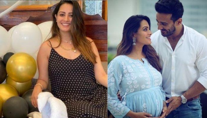 Anita Hassanandani Takes A Funny Dig At Hubby, Rohit Reddy's Pampering Skills During Her Pregnancy