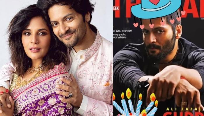 Richa Chadha's Hilarious Wish For Her 'Soulmate' Ali Fazal's Birthday Is Every Girlfriend's Struggle