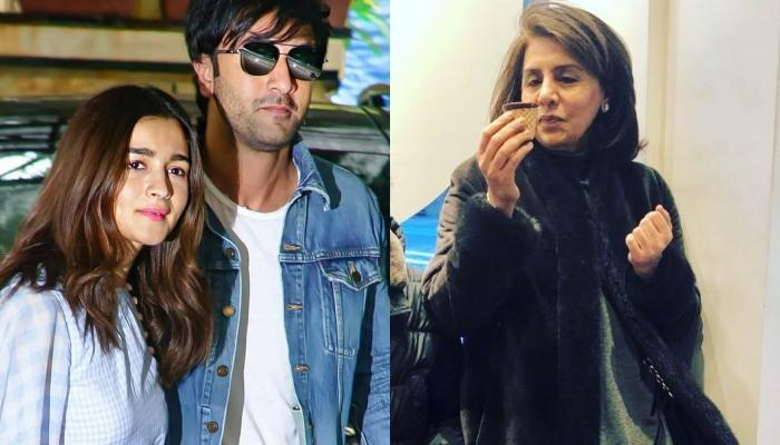 Ranbir Kapoor's Mom, Neetu Kapoor Gives Her Reaction To Alia Bhatt's Note On Masks And Kindness