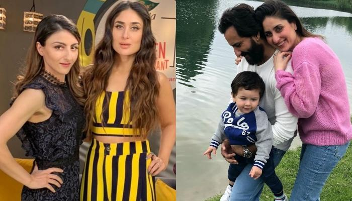 Soha Ali Khan Shares An Anniversary Wish For 'Bhabhi', Kareena Kapoor Khan And 'Bhai', Saif Ali Khan