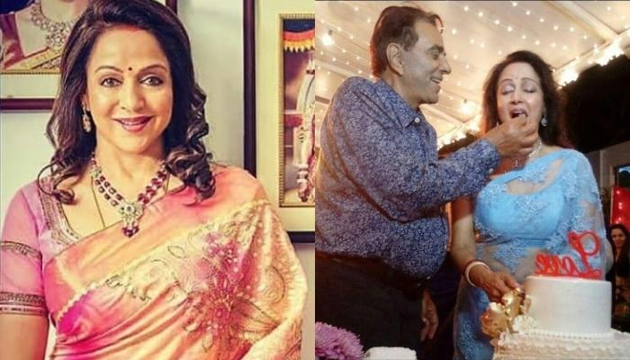 Hema Malini Reveals She Didn't Get To Spend Enough Time With Her Husband, Dharmendra After Marriage