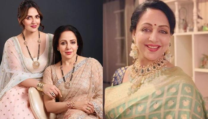 Esha Deol Wishes Her 'Super-Woman', Hema Malini On 72nd Birthday With 'Twinning And Winning' Picture