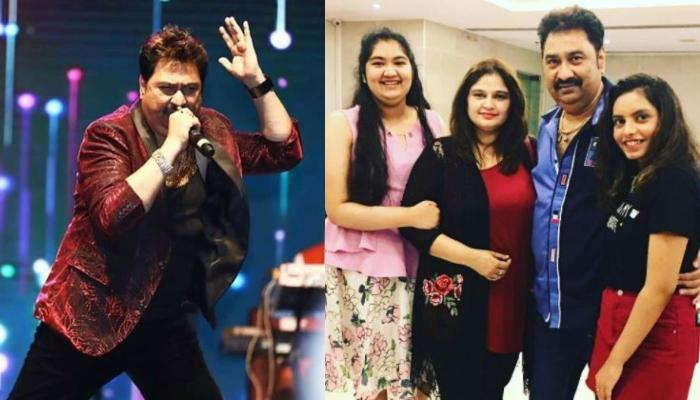 Singer Kumar Sanu Tests COVID-19 Positive, Pauses Plan Of Attending Daughter's Birthday In The US