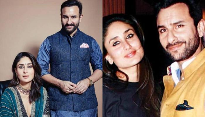 Kareena Kapoor Revealed How She Threatened Her Parents For A Hush-Hush Wedding With Saif Ali Khan