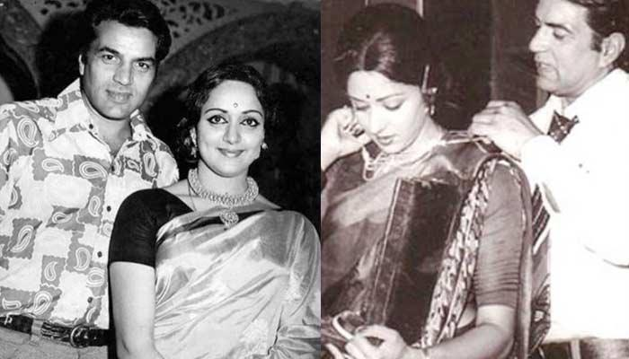 Dharmendra Converted To Islam To  Marry Hema, As His First Wife Refused To Divorce Him