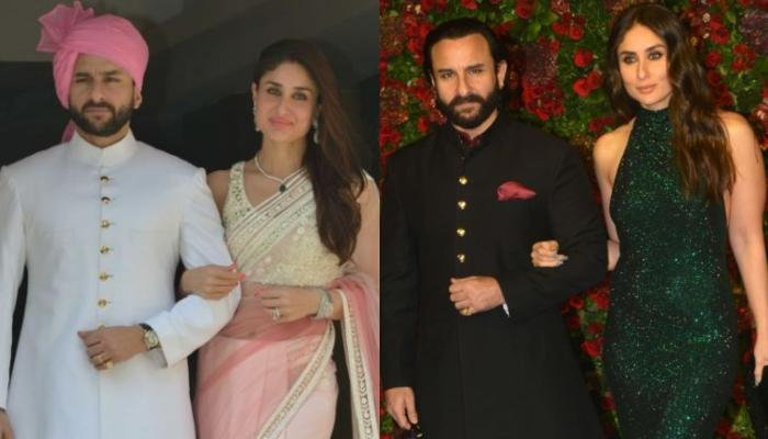 Saif Ali Khan And Kareena Kapoor Khan's Combined Net Worth; Own Pataudi Palace, Four Flats In Mumbai