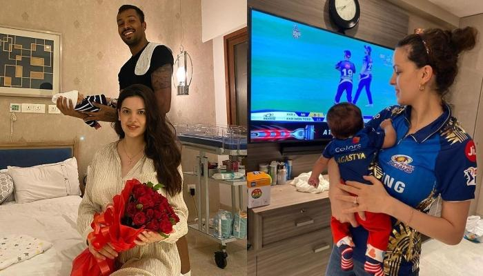 Hardik Pandya Reveals How Difficult It Was To Leave His Newborn Baby Behind For IPL 2020