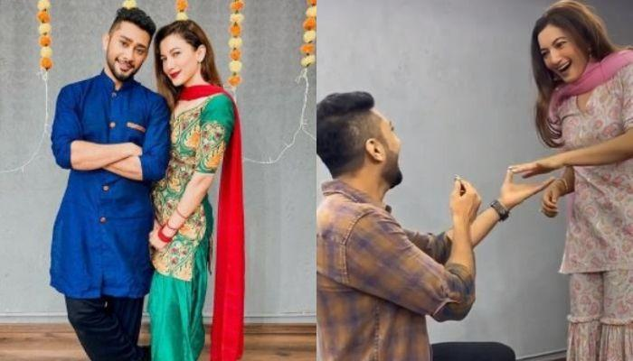 Gauahar Khan And  Zaid Darbar To Get Married Soon? Zaid Reveals The Details Of Their Wedding Plans