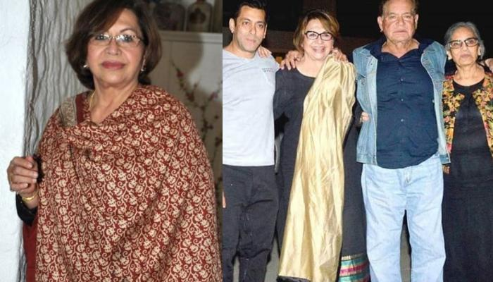 When Helen Said She Felt Guilty Of Marrying Salman Khan's Father, Salim Khan Because He Was Married