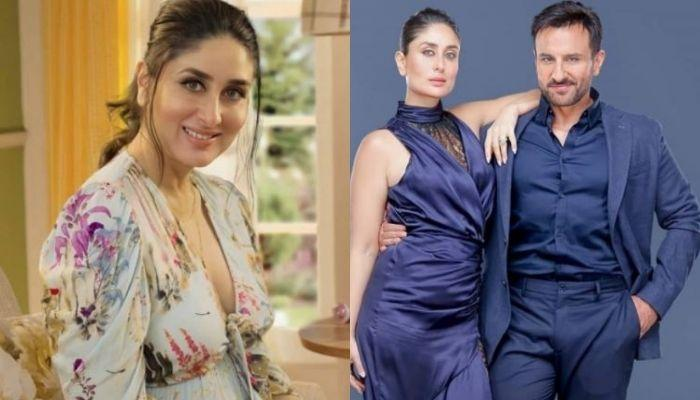 Kareena Kapoor Khan Nails Her Maternity Look In Rs 3k Dress In A Video With Hubby, Saif Ali Khan