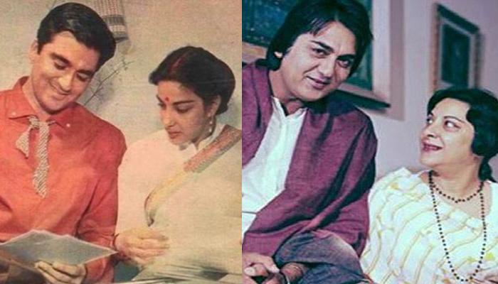 Sunil Dutt And Nargis' Iconic Picture After That Famous Fire Accident Which Sparked Their Love Story