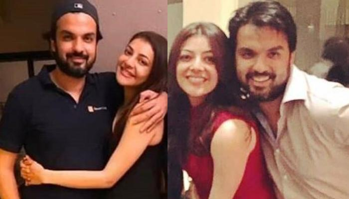 Kajal Aggarwal Sets Up Her 'New Pad' With Fiance, Gautam Kitchlu Before Moving In Post Their Wedding