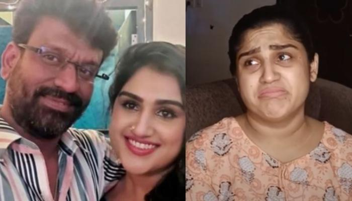 Vanitha Vijayakumar Talks About Peter Paul's Alcohol Addiction, Breaks Down Saying She Got Cheated