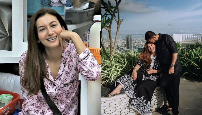 Gauahar Khan Receives A Warm Welcome From BF, Zaid Darbar As She Returns From Bigg Boss House