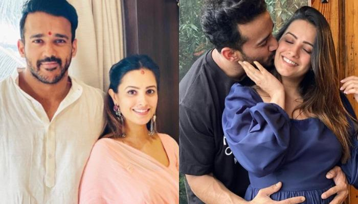 Rohit Reddy Caressing Wifey Anita Hassanandani's Baby Bump In This Video Makes Our Heart Skip A Beat