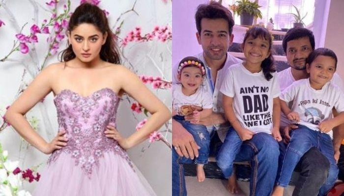 Mahhi Vij Shares How Khushi And Rajveer's Real Father Reacts To The Trolls, Lashes Out At Them
