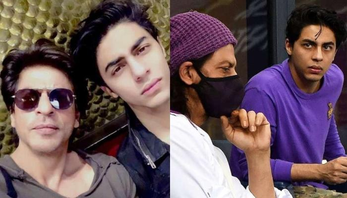 Shah Rukh Khan's Son, Aryan Khan Impresses Us With Skills As He Conceptualised KKR's Anthem 'Laphao'