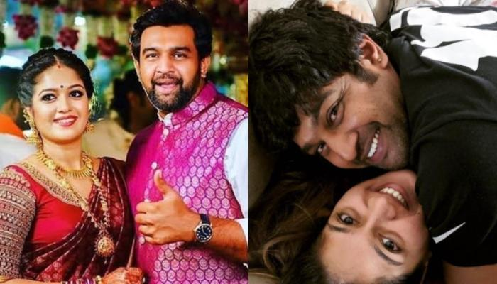 Late Chiranjeevi Sarja's Wife, Meghana Raj Gives Birth To Their Baby, First Pictures Go Viral
