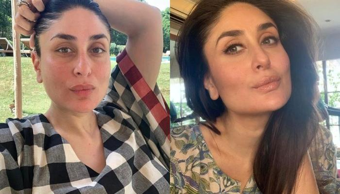 Kareena Kapoor Flaunts Baby Bump In Affordable Masaba Gupta Kaftan Her Pregnancy Fashion Is On-Point