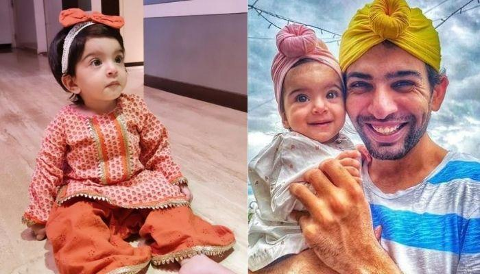 Tara Wears Ghagra Choli, Asks If Anyone Wants To Go On Dandiya Night, 'Papa', Jay Bhanushali Reacts