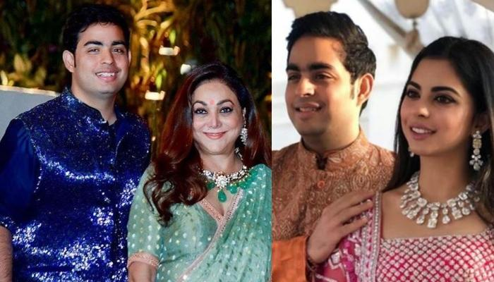 Tina Ambani Wishes Isha Ambani And Akash Ambani On Their 29th Birthday, Shares How They Were As Kids