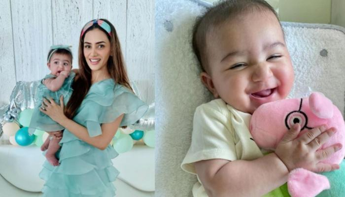 Smriti Khanna Shares A Glimpse Of The Game She Plays With Baby Girl, Anayka To Make Her Laugh