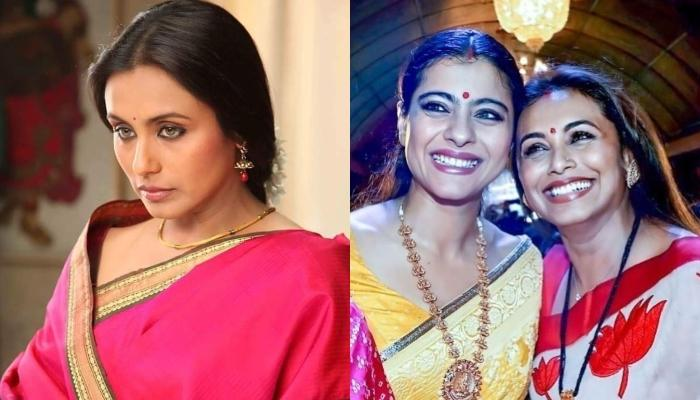 Rani Mukerji Is Missing Family Get-Together On Navratri This Year, Will Celebrate A Low-key 'Pujo'