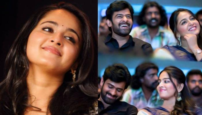 On Prabhas' 41st Birthday, His Alleged Girlfriend Anushka Shetty Shares Cute Wish, Calls Him 'Pupsu'