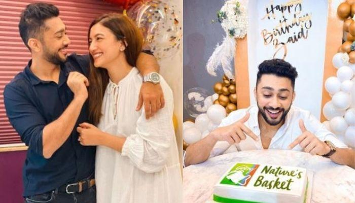 Gauahar Khan Celebrates Alleged Beau, Zaid Darbar's Birthday Amidst Wedding Rumours, Twins In White