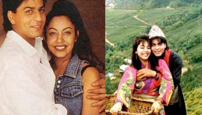 Shah Rukh Khan Reveals He Had Tricked Gauri Khan For Their Honeymoon To Darjeeling Instead Of Paris