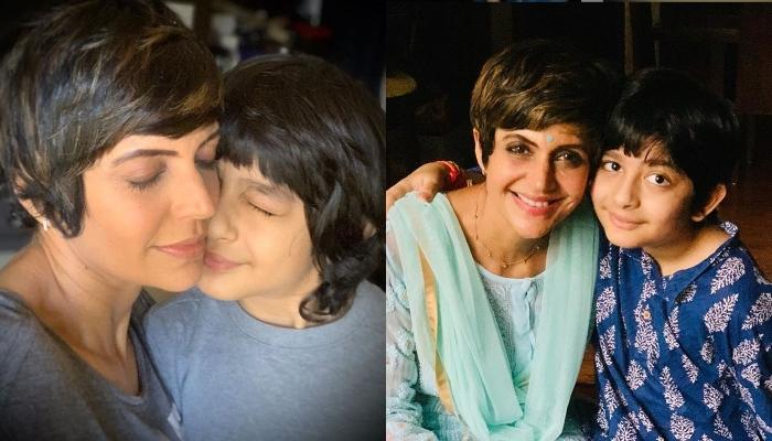 Mandira Bedi And Husband, Rraj Kaushal Adopt A Baby Girl, Say The Family Is Complete Now
