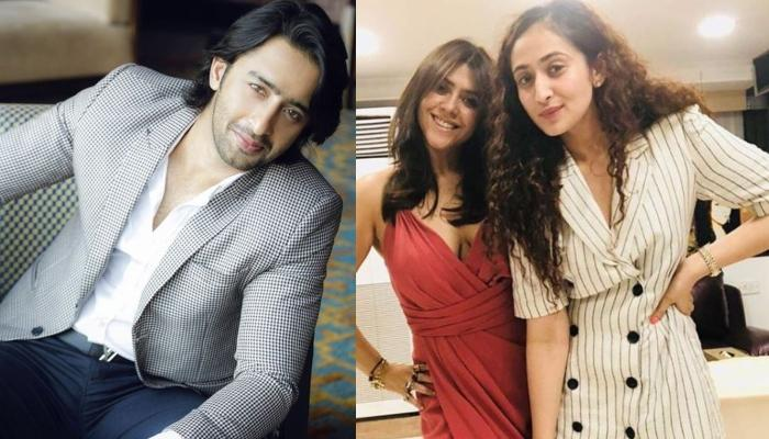 Shaheer Sheikh Makes Relationship With Ruchikaa Kapoor Insta-Official, Captions Her Pic As 'My Girl'