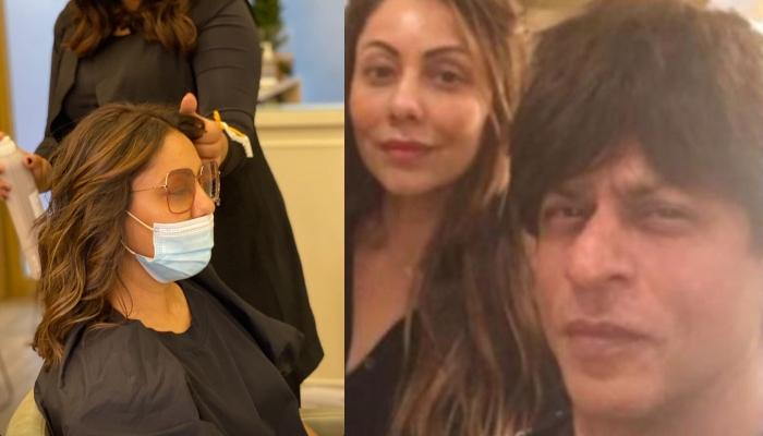 Gauri Khan Enjoys Pampering Session With Suhana Khan On 29th Wedding Anniversary Sans Shah Rukh Khan