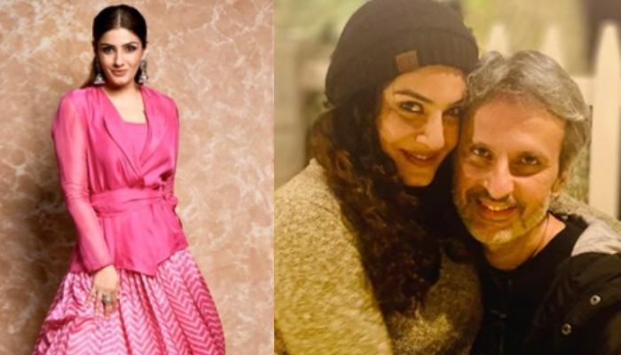 Raveena Tandon Shares Glimpses Of Her Birthday Celebration With Hubby, Anil Thadani In Dalhousie