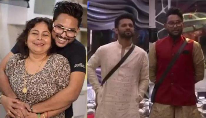 Bigg Boss 14: Jaan Kumar Sanu's Mom Lashes At Rahul Vaidya, Says 'Jaan Is A Better Singer Than Him'