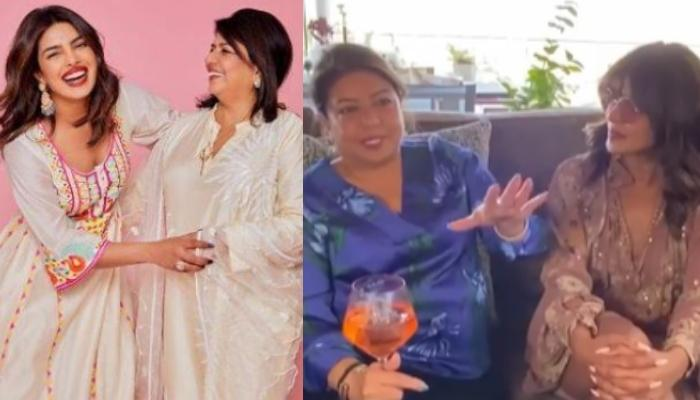 Priyanka Chopra Reveals What Exactly Mom, Madhu Chopra Said After She Won The Title Of Miss World
