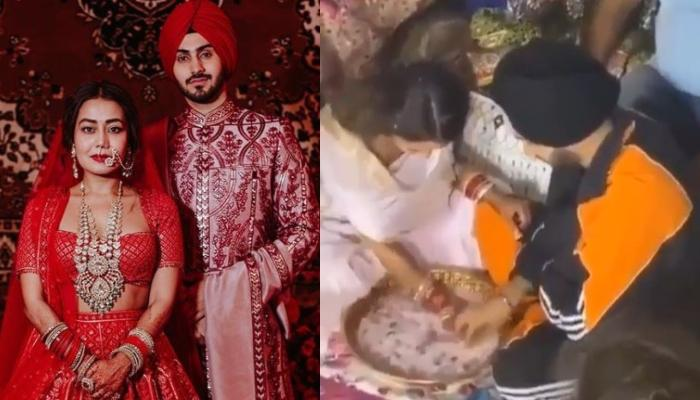 Rohanpreet Singh's Family Cheers For Bhabhi, Neha Kakkar In Ring Finding Ceremony, Find Out Who Won!
